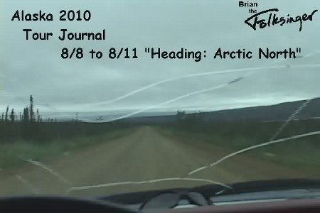 Alaska video tour journal 2