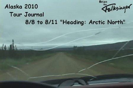 Alaska video tour journal 2