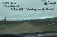 Alaska Tour Journal video link