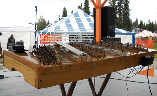 dulcimer at the State Fair
