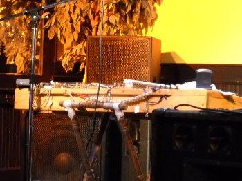 dulcimer on stage