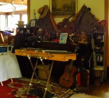 dulcimer and piano