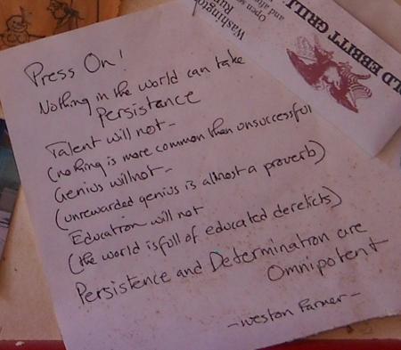 Press On by Weston Farmer
