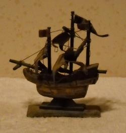 art piece galleon