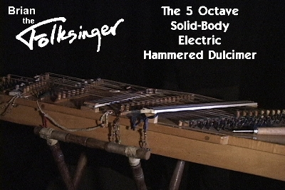 The Electric Hammered Dulcimer Video - first cutting