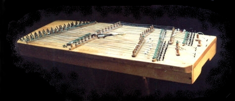 the electric hammered dulcimer