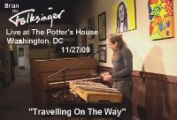 Folksinger live at the Potter's House