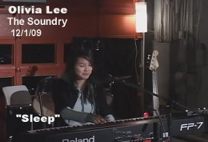 Olivia Lee live at the Soundry