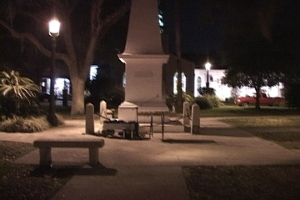 the Plaza in St Augustine